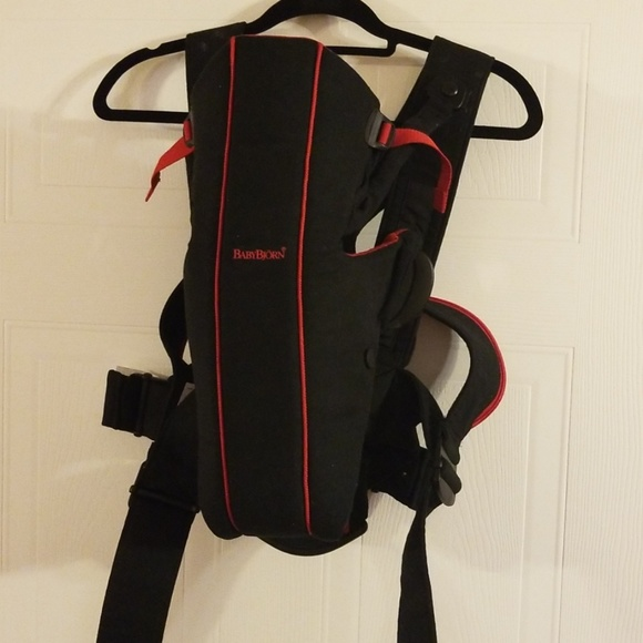 Baby Bjorn Baby Carrier Active Discontinued